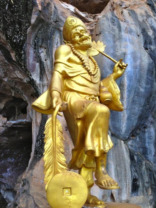 Tiger Cave Temple, Krabi