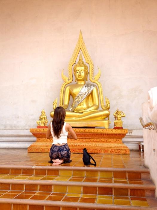 Jenny, Wat Chedi Luang