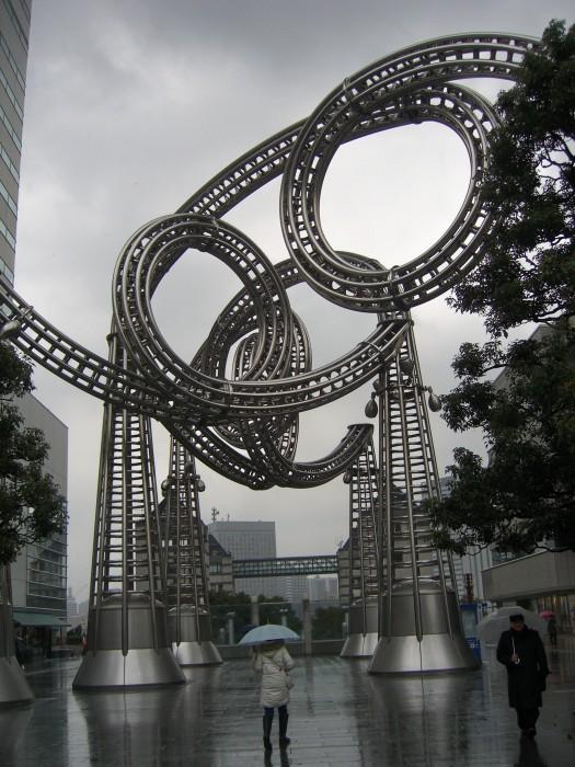 Sculpture, Yokohama